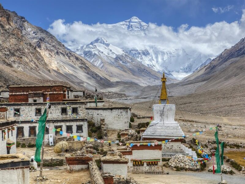 8 Days Tibet Namtso Tour