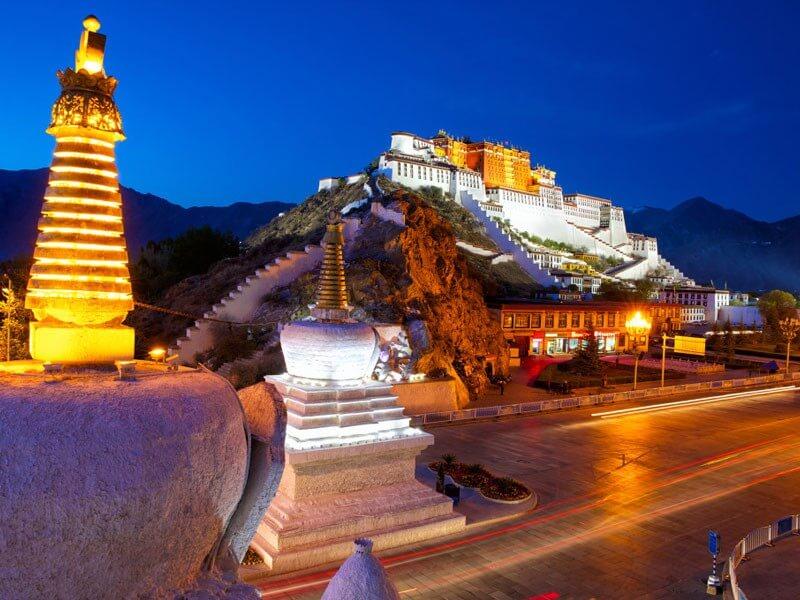 5 Days Tibet Monastey Tour