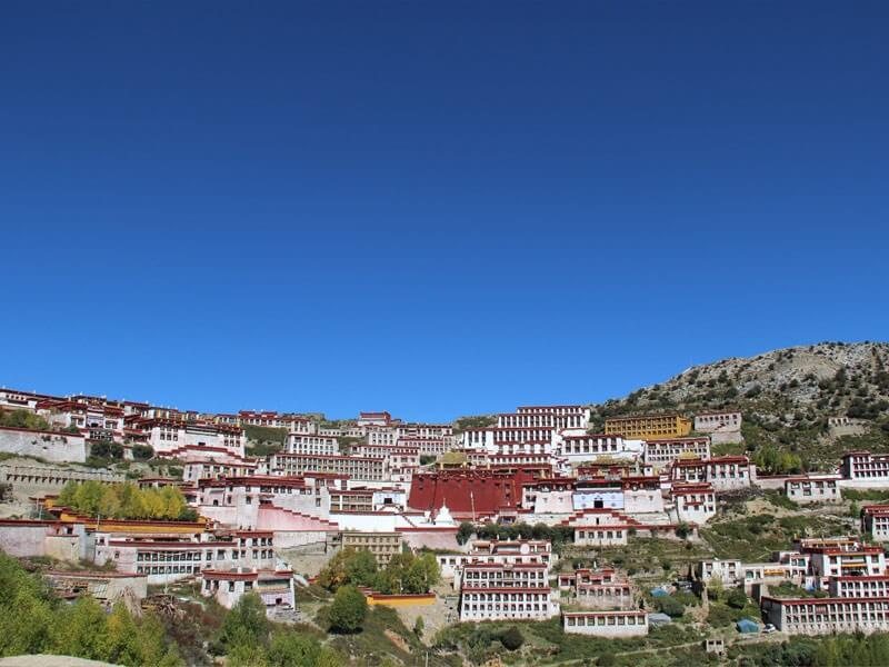 5 Days Tibet Monastey Tour