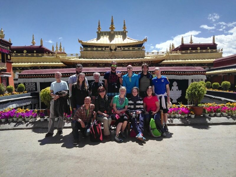 6 Days Lhasa Namtso Tour