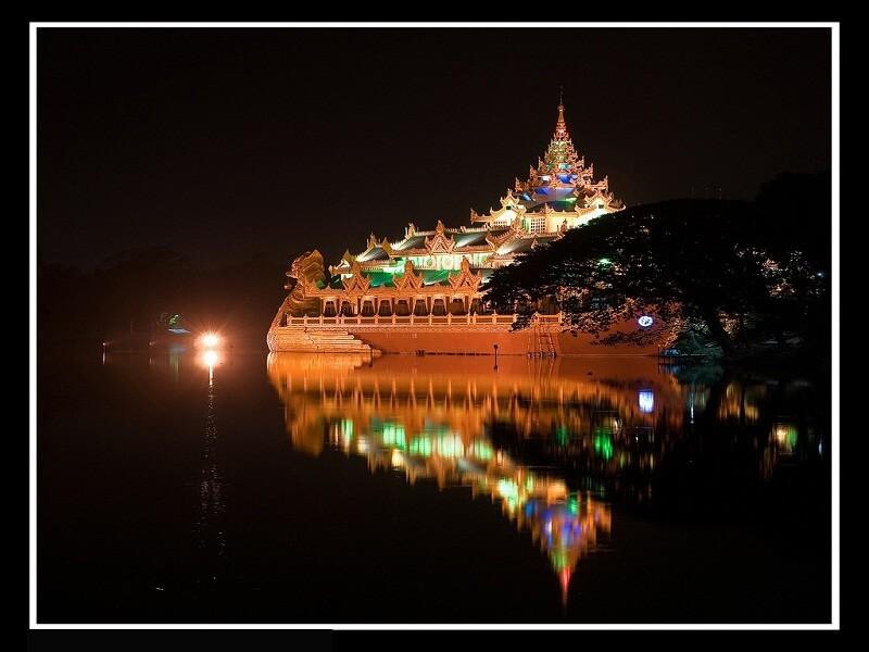 Essential Burma 8 Day Tour