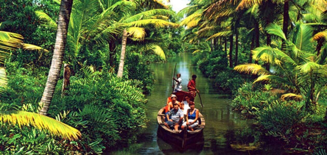 Enchanting Backwaters Of Kerala– 06Nights / 07Days