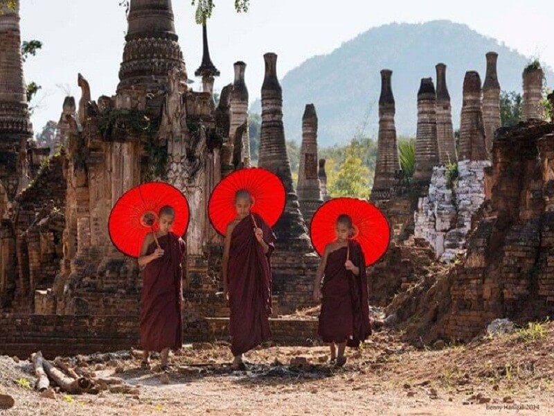 9 days Very Best of Myanmar