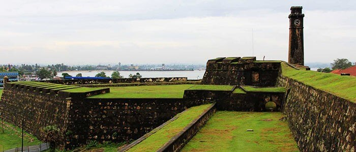 GALLE FORT/COLOMBO/AIRPORT