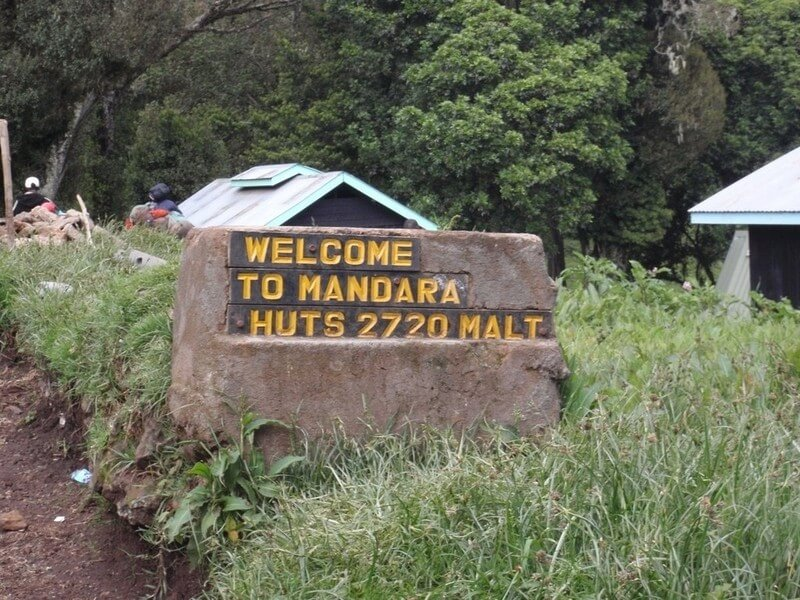 MARANGU: The Coca-Cola Route to Kilimanjaro 6days, 5nights