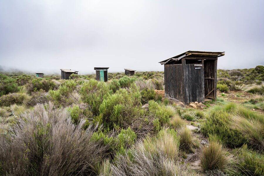 Mandara Hut- Horombo Hut