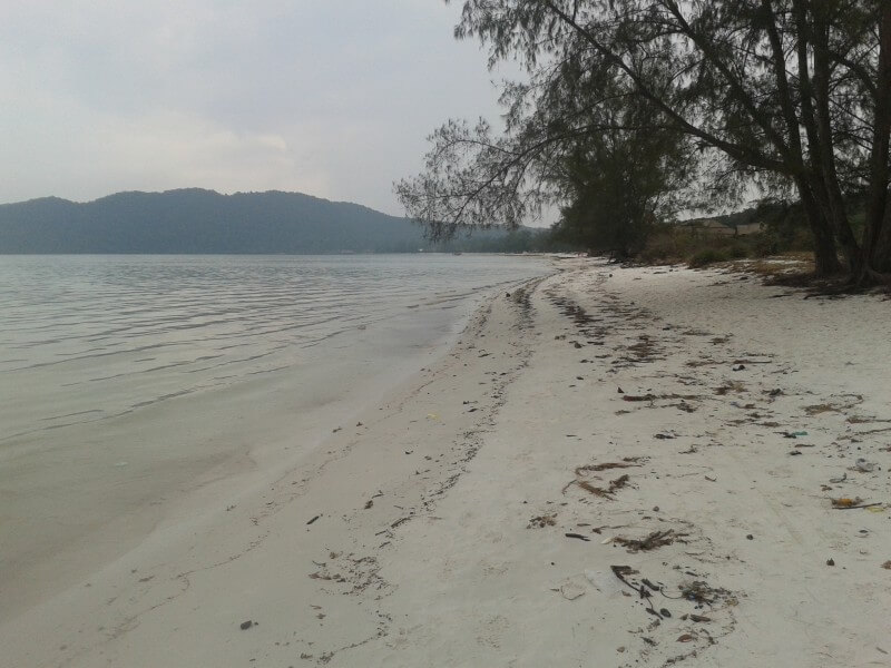 4 Days: Extension to Koh Rong Sanloeum Island