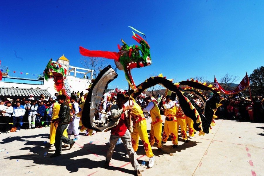 Fire Dragon Dance Festival (10 days)