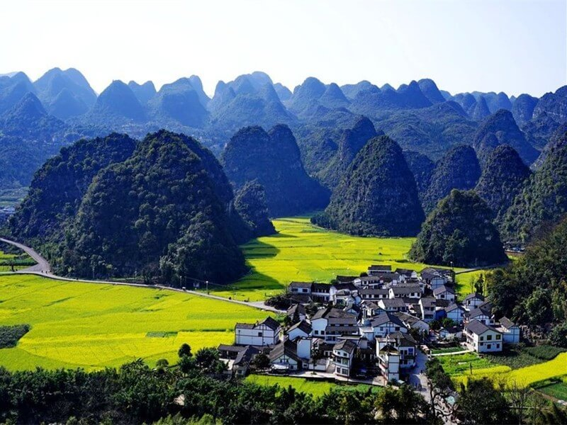 8 Days Yunnan and Guizhou Tour