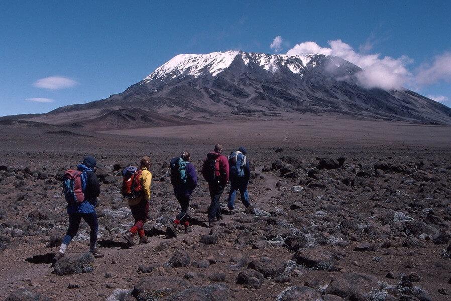MARANGU: The Coca-Cola Route to Kilimanjaro 6days, 5nights