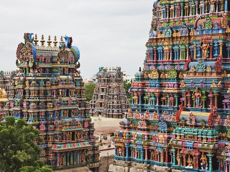The Southern India Escape - 15 Days