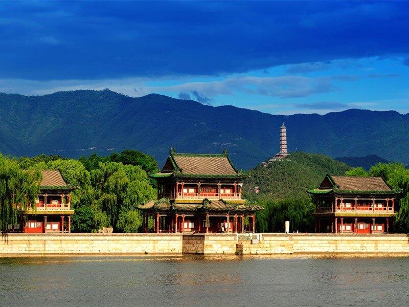 Beijing – Xi'an