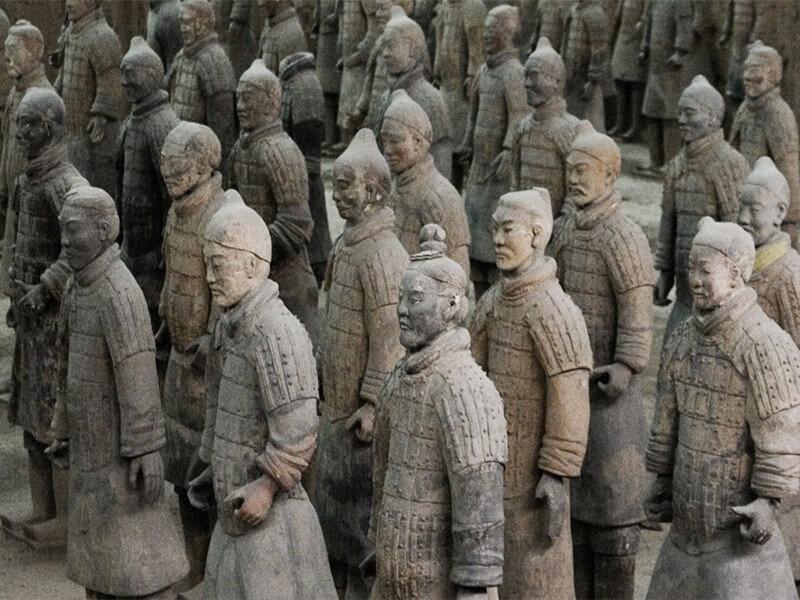 Xi'an - Chengdu