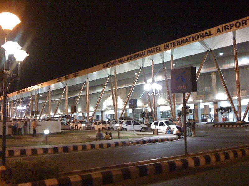 AHMEDABAD (ARRIVAL)