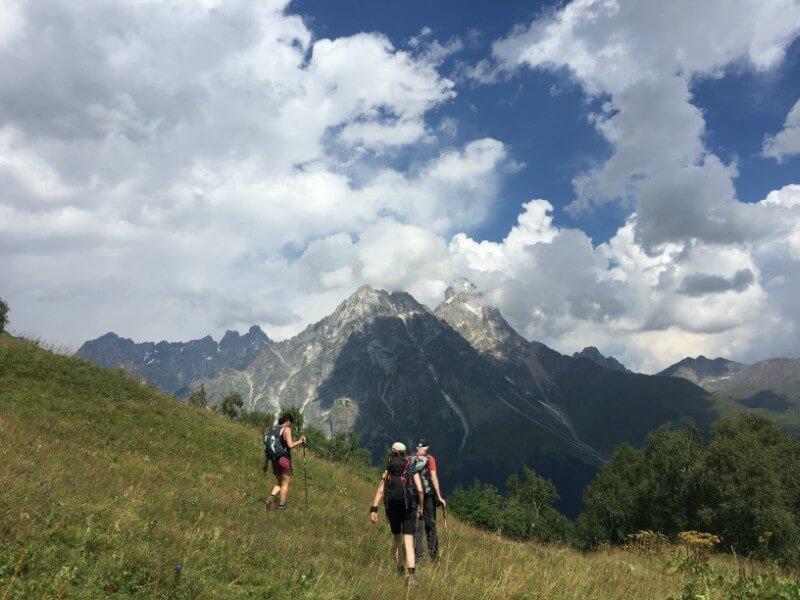 Explore Svaneti on foot (two weeks)