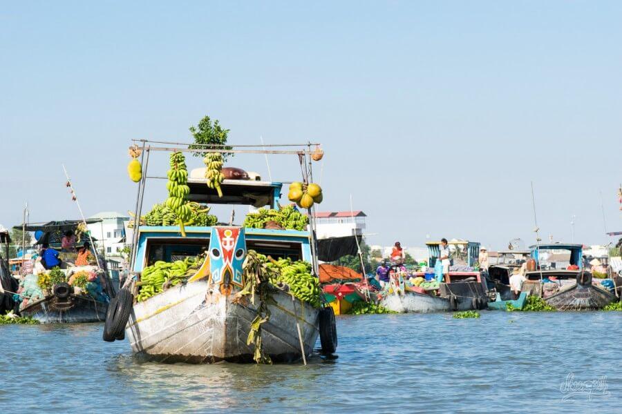 Panorama Of Vietnam - Cambodia - Laos - Thailand