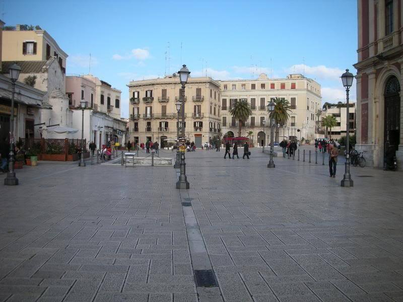 Bari, Trani