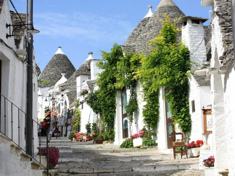 Alberobello, Cisternino