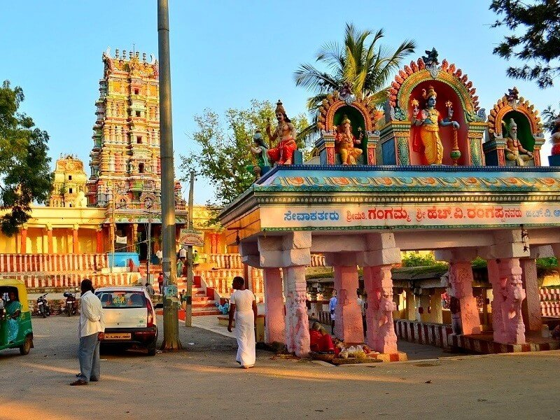 South India's Temple & Beach Tour - 13 Days