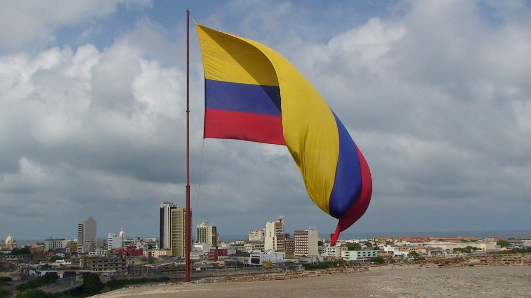 Colonial Colombia