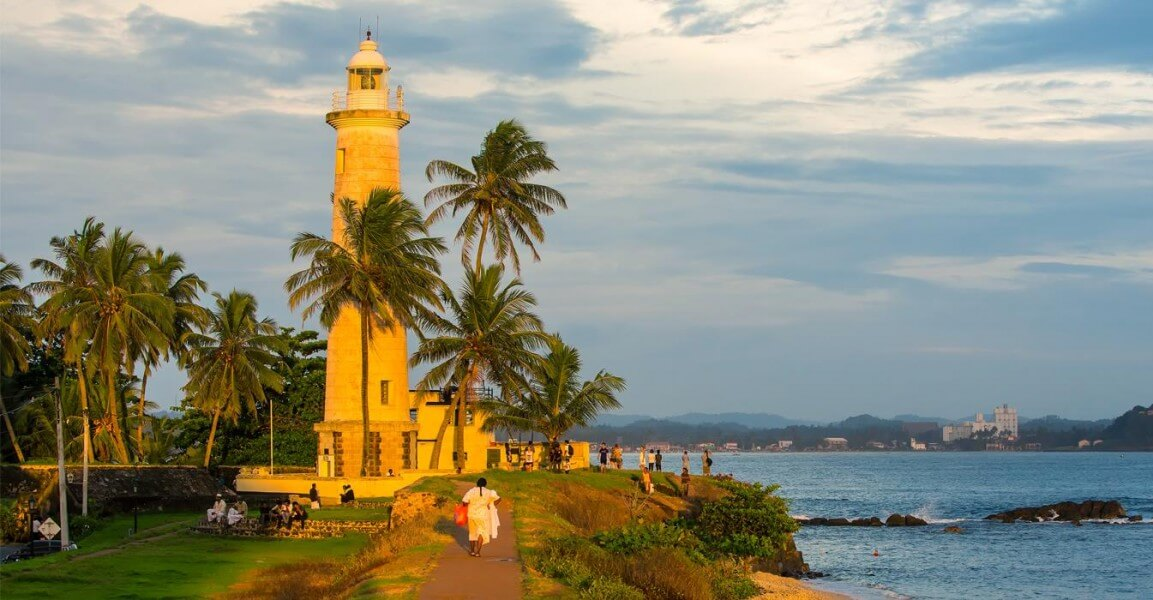 Sri Lanka's South Coast