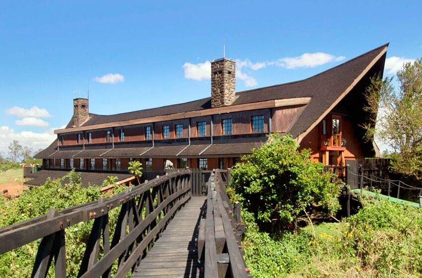 Masai Mara & Mount Kenya - Schedule