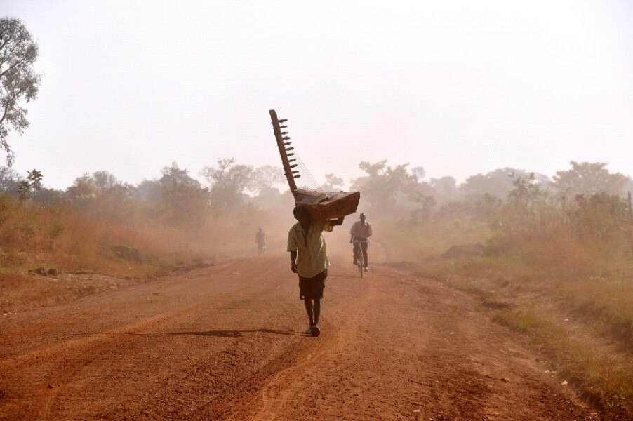 Uganda, the Pearl of Africa