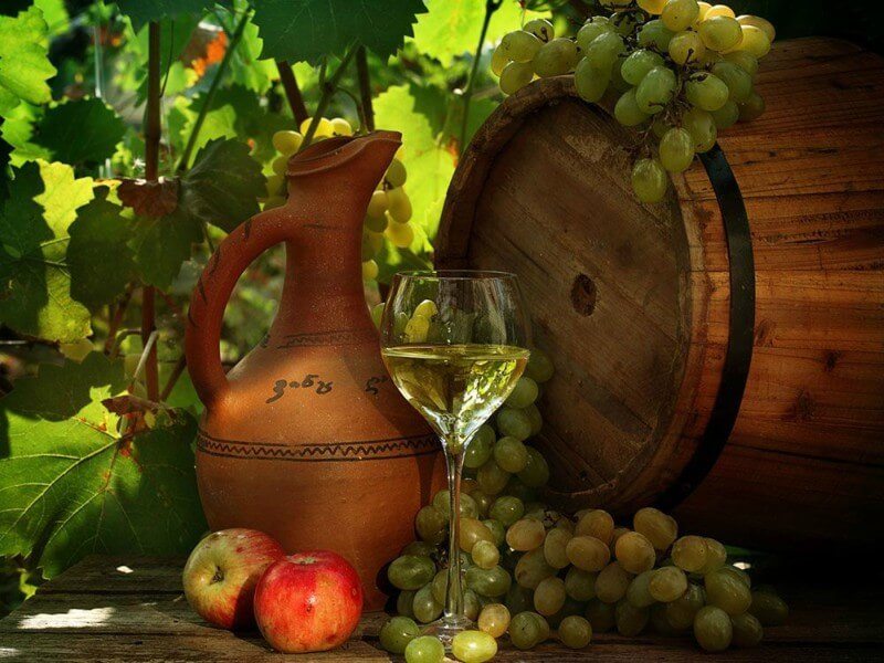 Wine and Gourmet Tour in Georgia (9 days)
