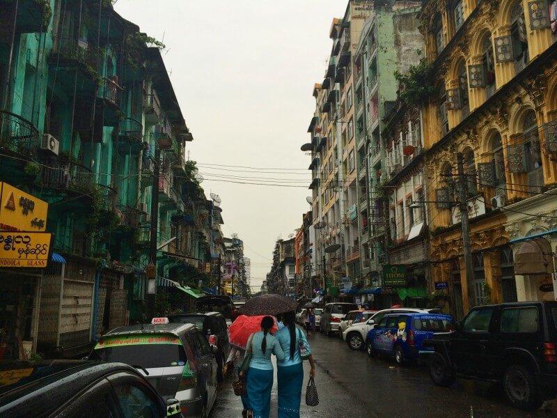 CLASSIC MYANMAR + KALAW EXTENSION