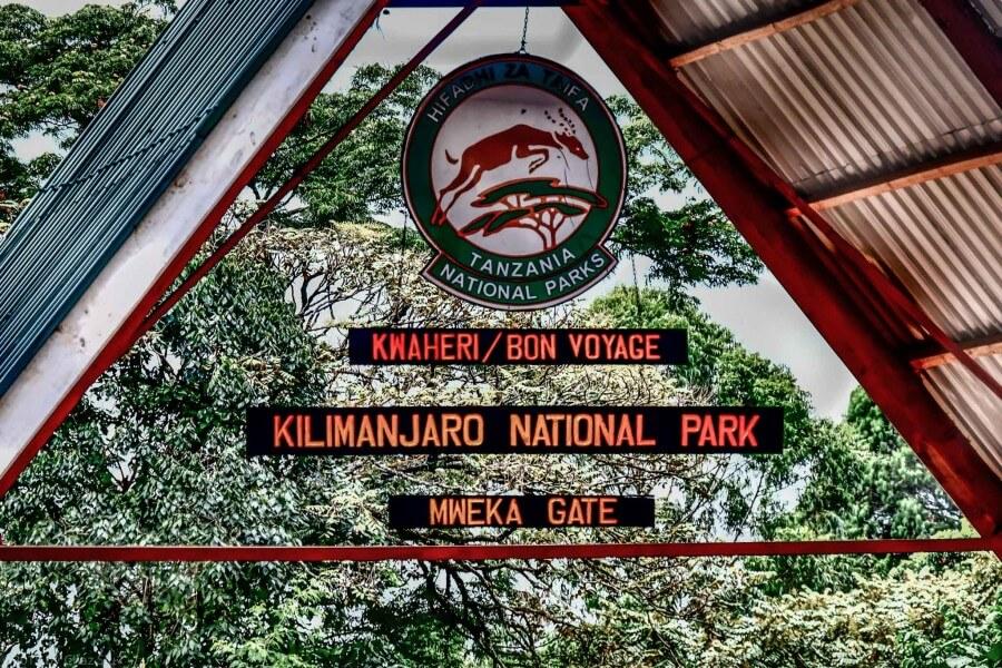 KILIMANJARO TREK--LEMOSHO ROUTE, INCLUDE ARUSHA NATIONAL PARK DAY TRIP