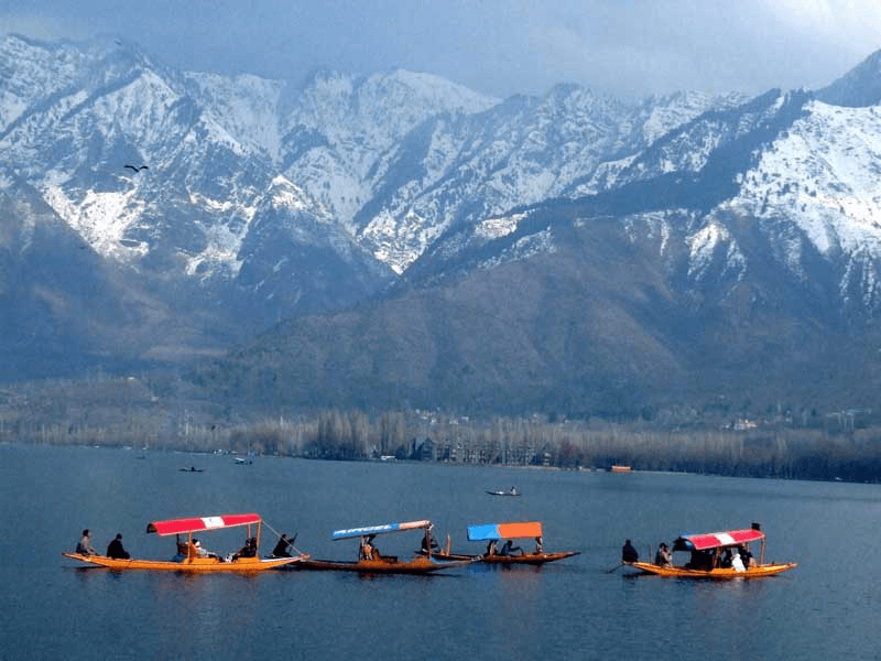 Heavenly Kashmir Tour