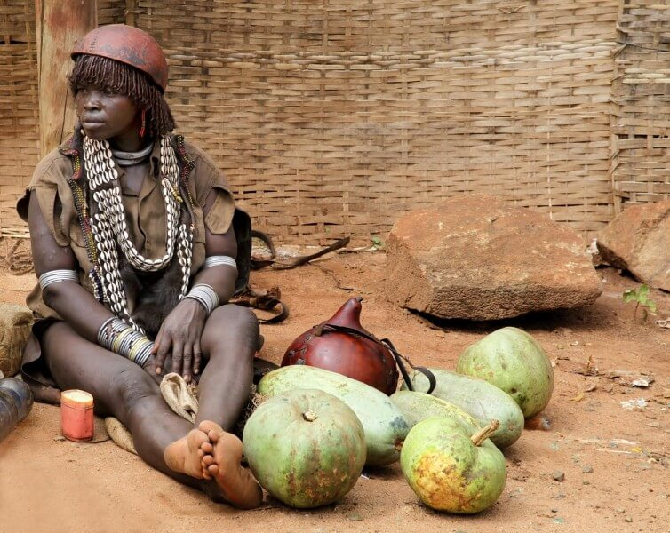 7 days visit to Omo valley region