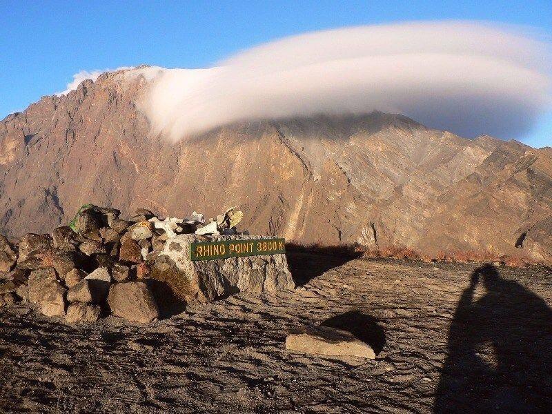 MOUNT MERU TREKKING-5 DAY