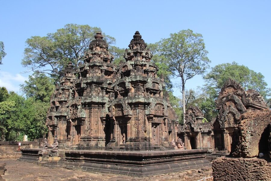 "14 DAY TOURS ""MYSTIC ANGKOR & BEAUTIFUL SOUTH"""