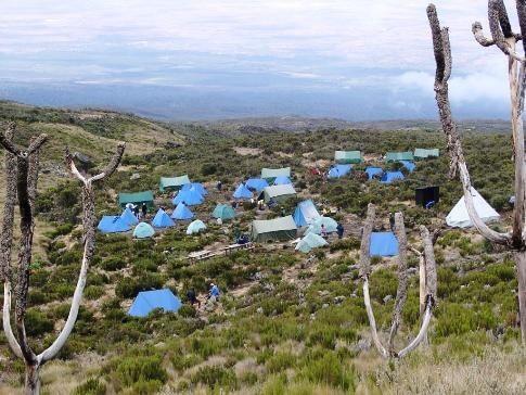 KILIMANJARO TREKKING -RONGAI ROUTE