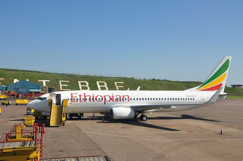 Transfer to Entebbe Int.airp
