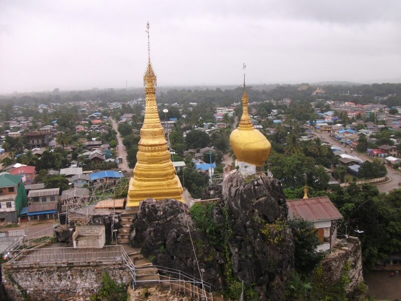Exotic Myanmar (12 Days / 11 Nights)