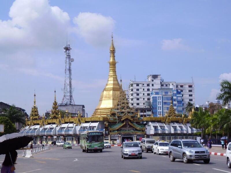 Peaceful Myanmar including Luxury Cruise (09 Days / 08 Nights)