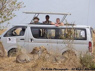 Full Day Amboseli