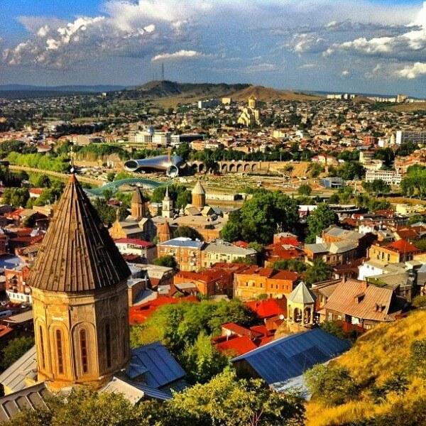 Georgia – Culture & History