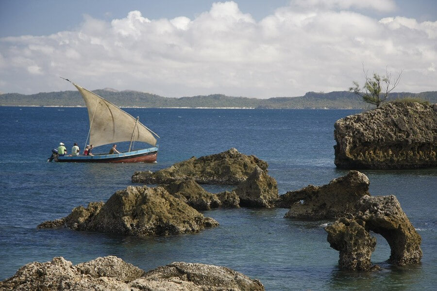 6 DAYS BEACH STAY IN NORTHERN MADAGASCAR