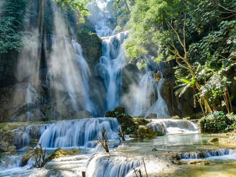 A day to wonderful waterfall