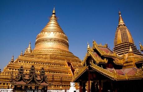 Peaceful Myanmar including Luxury Cruise (09 Days / 08 Nights)