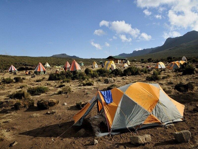 6 Days Lemosho route Mt.Kilimanjaro trekking