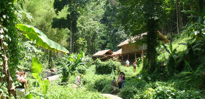 Chiang Mai-Maetaeng-Sob Kai