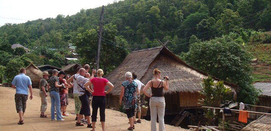 Chiang Mai Unseen Trekking 4days