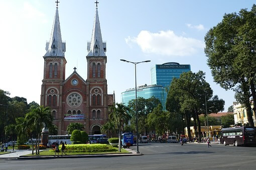 Ho Chi Minh's highlights