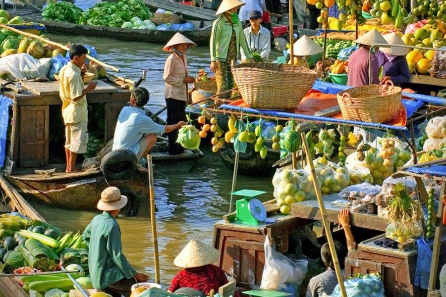 Ho Chi Minh-My Tho