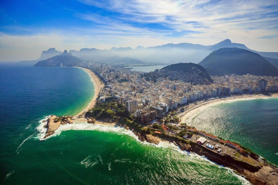 16 Days The Brazilian trilogy: Rio, Iguaçu & Northeast