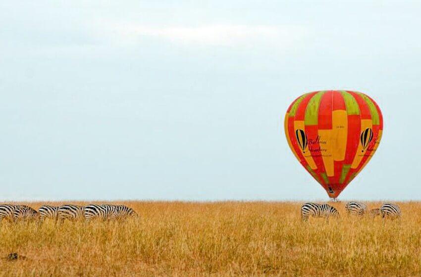 Kenya Discovery (Keekorok) - Private